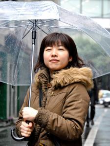 傘とジュエリーとわたし。