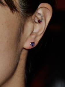 メジャーリーガーの耳