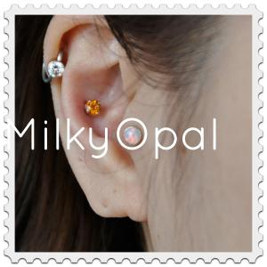 MilkyOpal