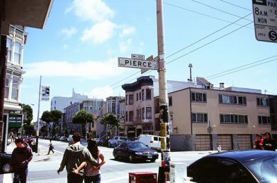pierce street