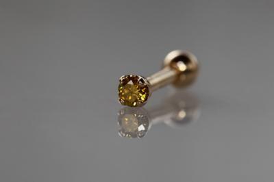 ゴールデンイエローダイヤモンド