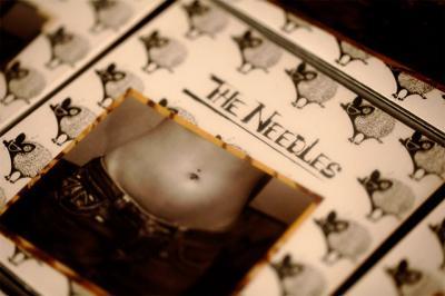 THE NEEDLES