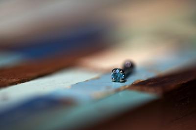 ライトブルーダイヤモンド VS