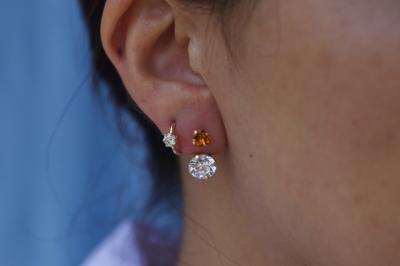 耳たぶ拡張