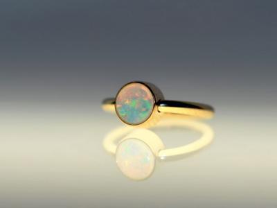 Milky Opal