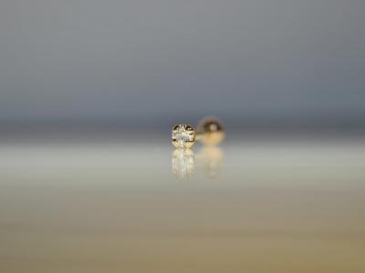 18K ダイヤモンド