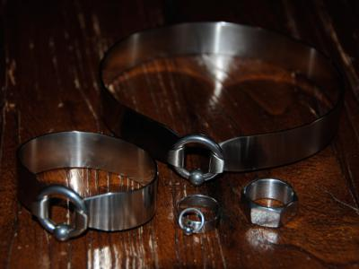 100% Solid Stainless Steel