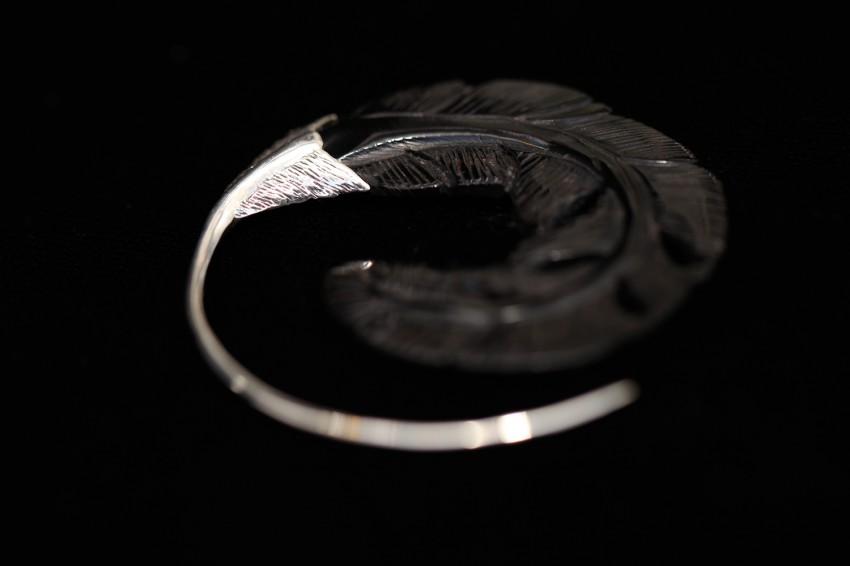 Horn × 925 Silver