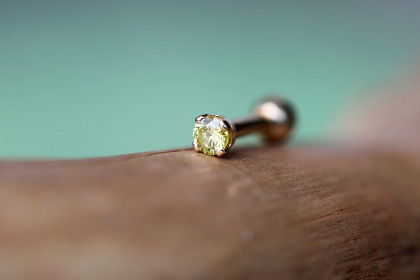 カナリーイエローダイヤモンド