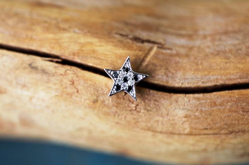 ブラックダイヤモンド × ダイヤモンド