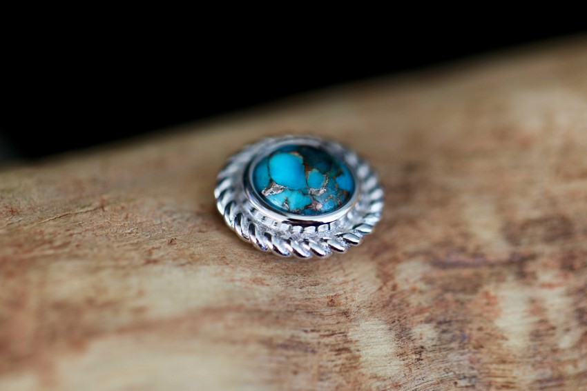 Choctaw Braided Bezel
