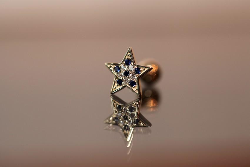 ブルーサファイア × ダイヤモンド VS