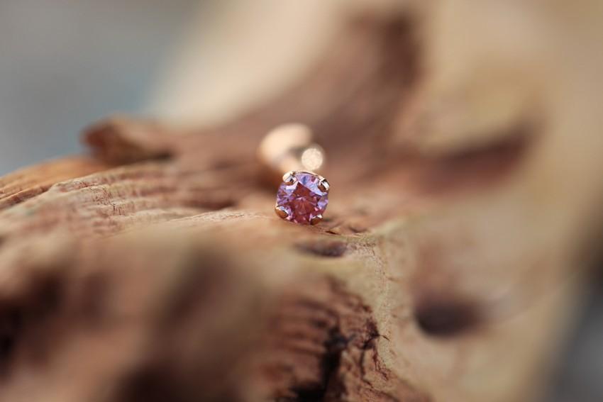 アイスピンクダイヤモンド VS