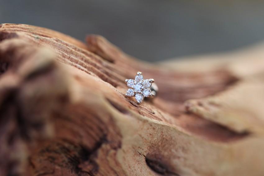 ダイヤモンドフラワー