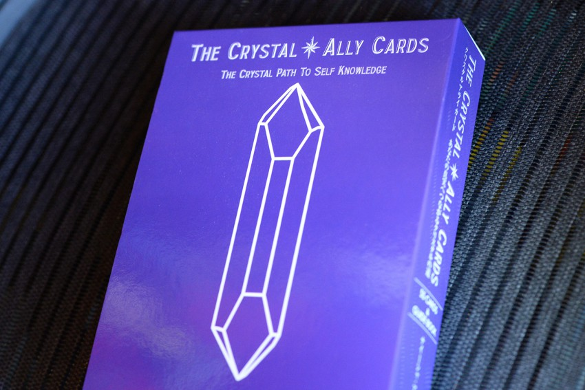 The Cryatal Ally Cards