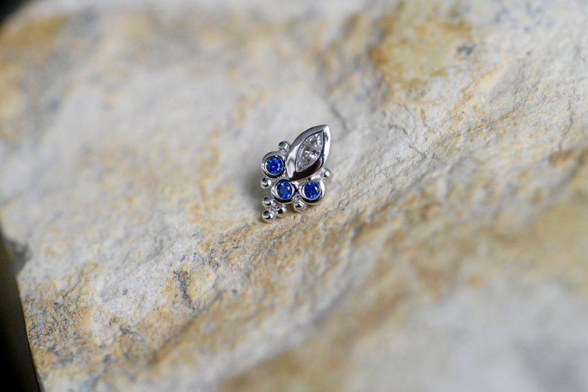 ダイヤモンド × サファイヤ AA