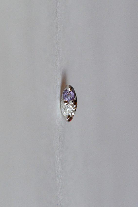 アメシスト × ダイヤモンド VS