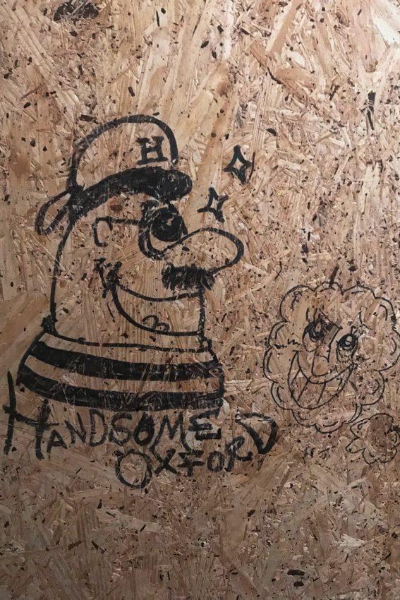 HANDSOME OXFORD