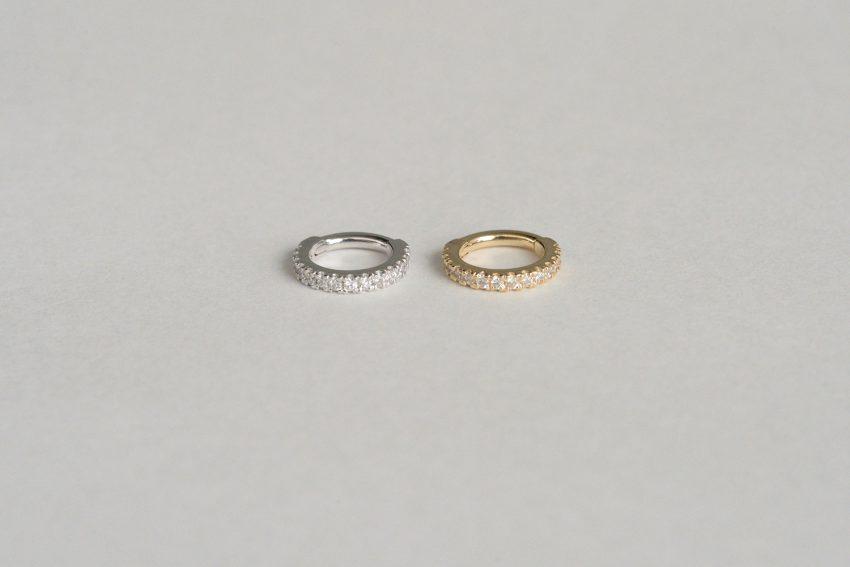 New Telesto Hinge Ring