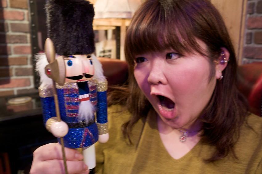 ヒロミ割り人形