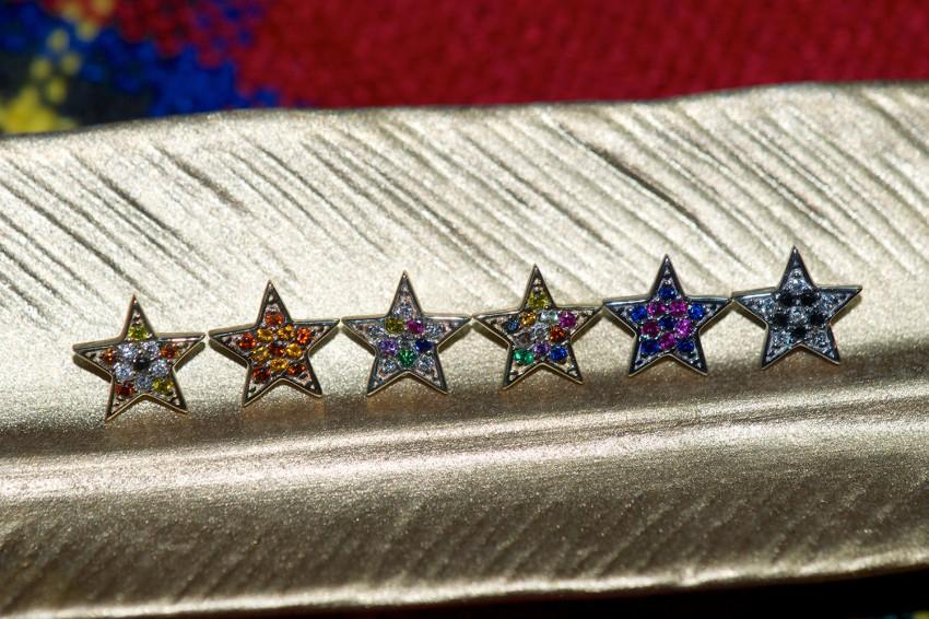 Micro Pavé Star