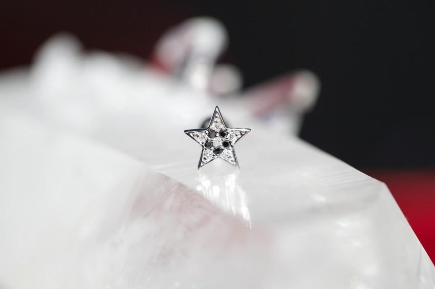 ダイヤモンド × ブラックダイヤモンド