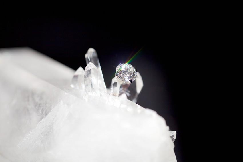 ダイヤモンド VVS1-D Color