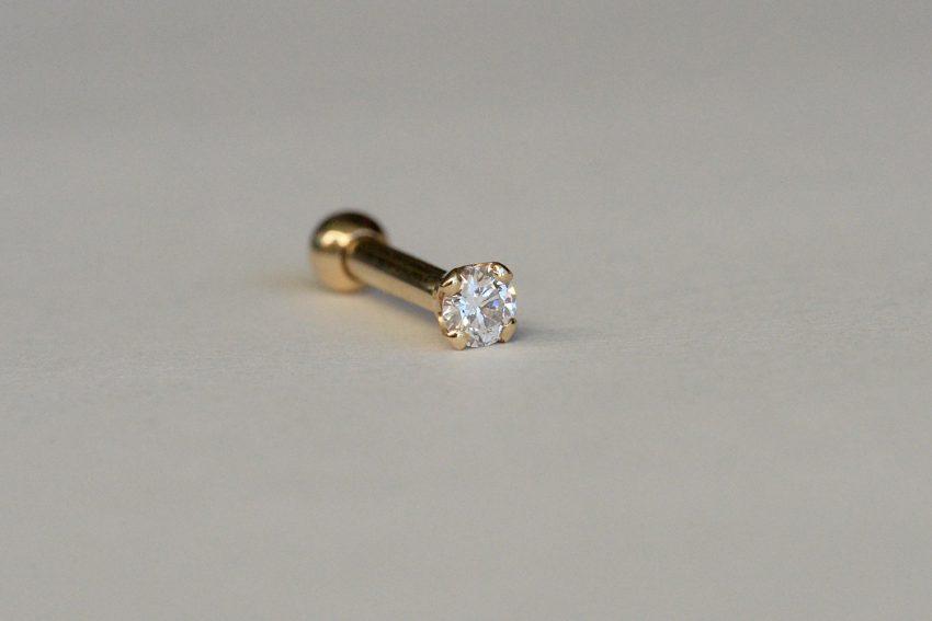 2,75ミリ ダイヤモンド VVS-E