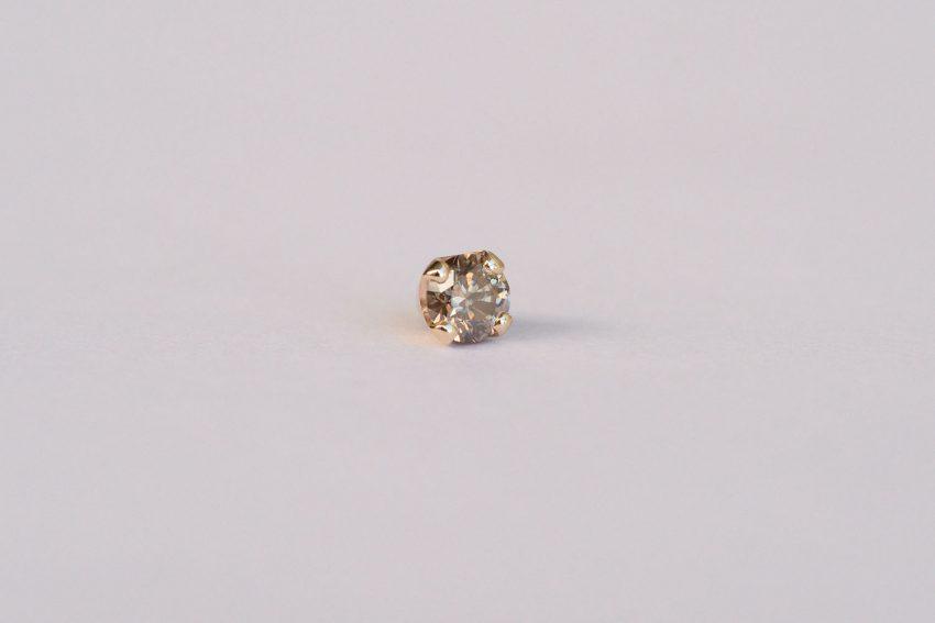 シャンパンダイヤモンド