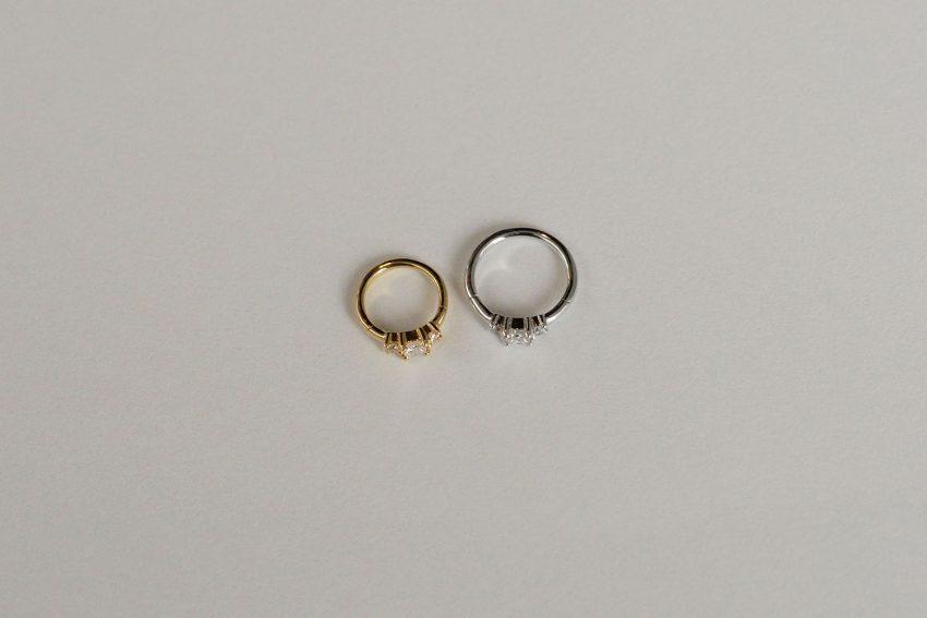 Diamond Princess Ring